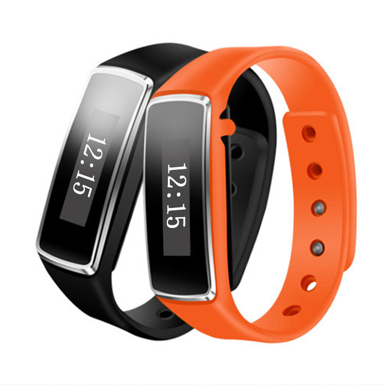 pedometer bracelet wristband